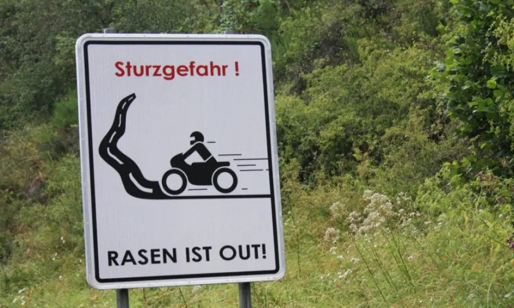 Rasen ist out!